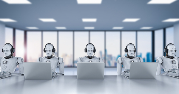 Why do contact centres need Robotic Process Automation (RPA)?