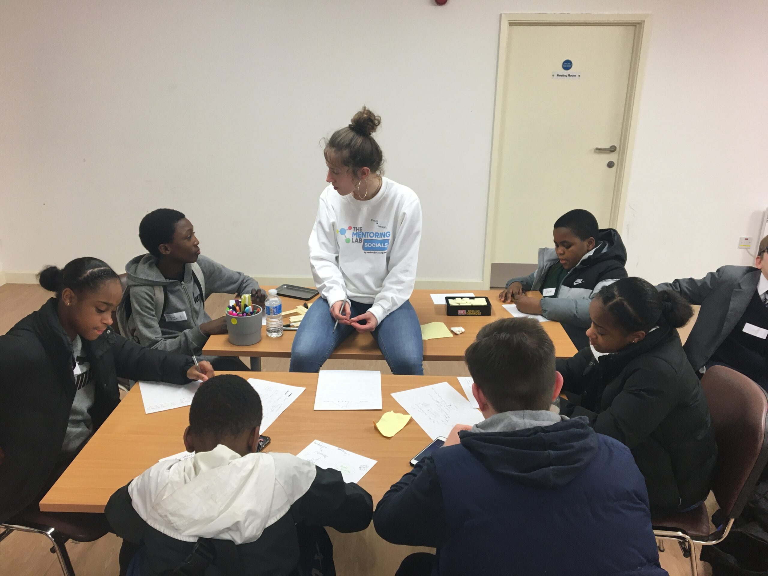 IPI teams up with The Mentoring Lab to help young people break into the tech sector